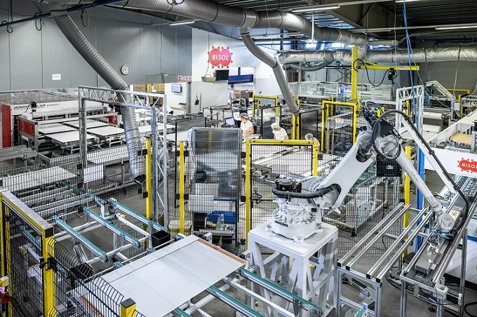 Processi di produzione con standard elevati