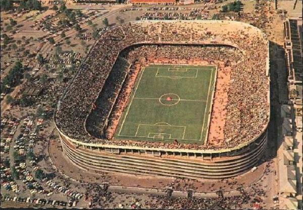 Stadio Giuseppe Meazza prima del 1990