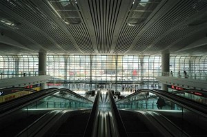 Stazione ferroviaria di Shangai