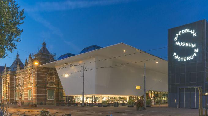 Stedijik Museum ad Amsterdam