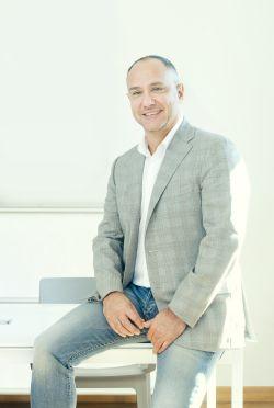 Stefano Caccianiga, responsabile della sicurezza in cantiere di Politecnica