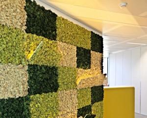 Studio Speri anima di verde l'headquarter di VIP CKH in Lussemburgo