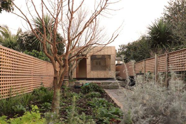 Auto-costruzione: ecco come evolvono le case secondo Studio Bark. Progetto U-Build