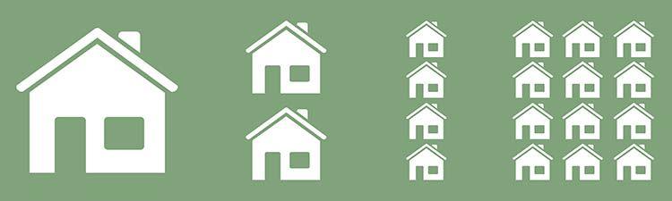 Superbonus: Tipologie di immobili beneficiari delle detrazioni
