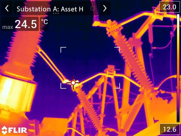Flir: nuova termocamera T860: alte prestazioni per il settore industriale