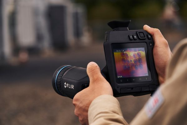 Nuova termocamera T860, qualità delle immagini e corpo ergonomico