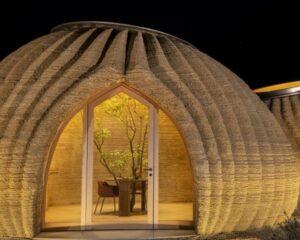 Stampa 3D: la casa eco-sostenibile di Mario Cucinella Architects e WASP diventa realtà