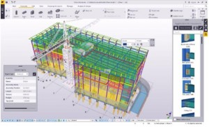 TEKLA STRUCTURES 2017 – SOFTWARE BIM