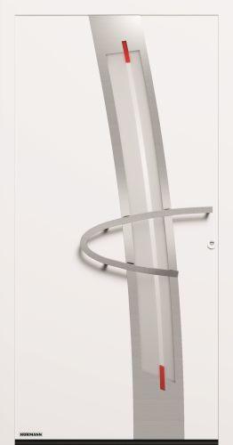Portone di Ingresso hormann Modello ThermoSafe Motivo 552