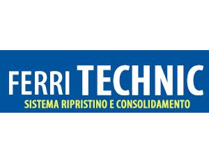 Ferri Technic: malte per il ripristino del calcestruzzo