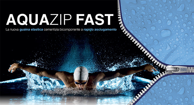 Aquazip Fast di Fassa Bortolo