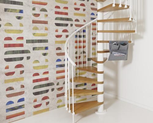 Da fontanotlab nuovi accessori che arredano le scale - Mobili sottoscala ...