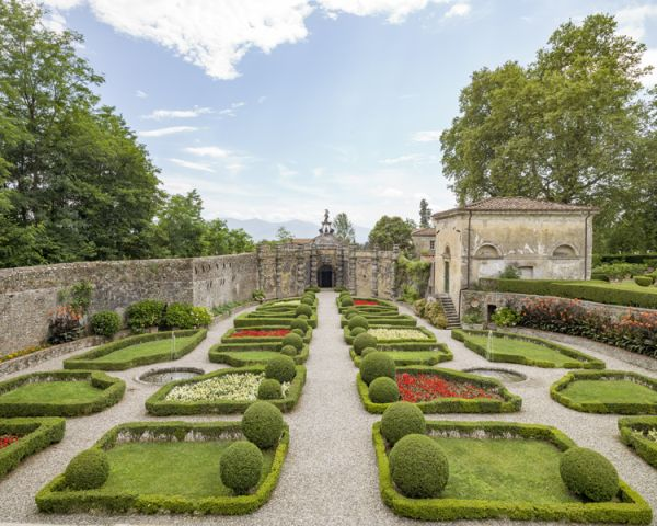 Villa Torrigiani, finalista al Premio il Parco più bello 2018