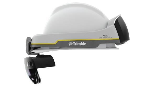 Trimble XR10 con HoloLens 2