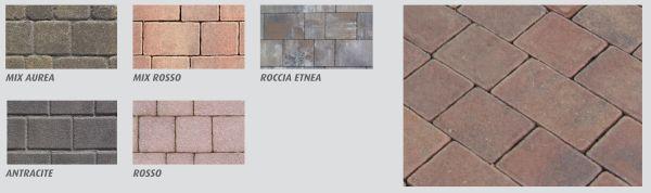 URBE - Varianti colore