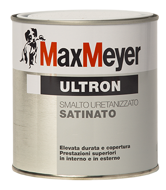 MAXMEYER ULTRON SATINATO - SMALTO A LUNGA DURATA