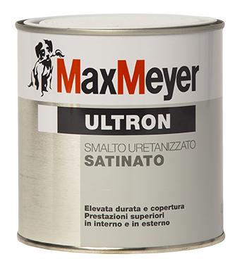 MAXMEYER ULTRON SATINATO - SMALTO A LUNGA DURATA