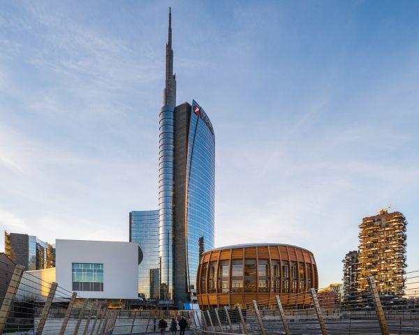 Grattacielo Unicredit a Milano
