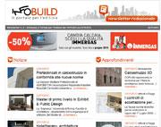 Newsletter n. 6 – Infobuild, il Portale per l'Edilizia