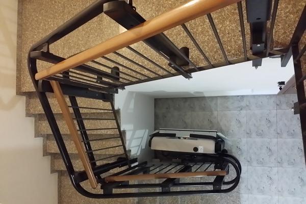 V65 installato in un condominio