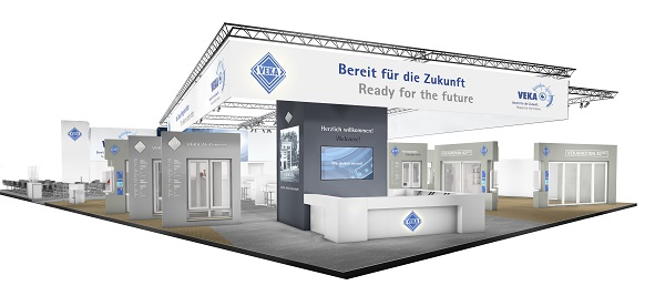 Stand virtuale VEKA Fensterbau 2020