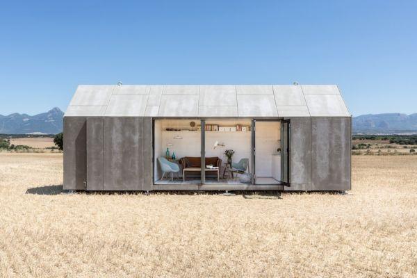 Utilizzo di VIROC per una casa modulare in Spagna