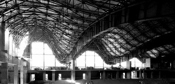 Olympic hub, il nuovo complesso nel quartiere olimpico di Mosca. Le strutture di soistegno interne