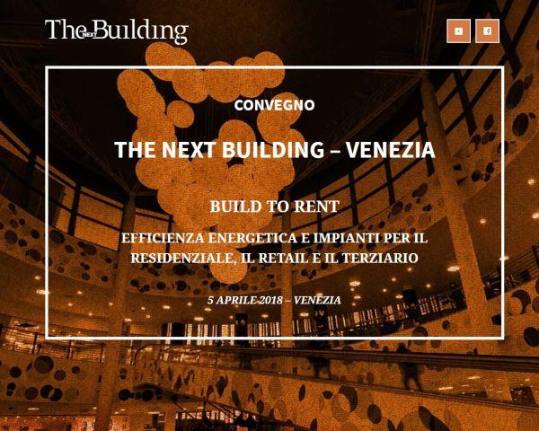 Venezia The Next Building