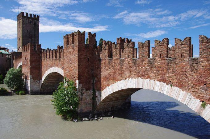 Verona, Ponte Castelvecchio