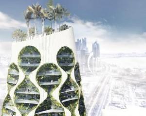 Vertical Oasis Building: il grattacielo green ad energia solare