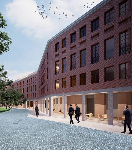 Il nuovo Vetra building a Milano