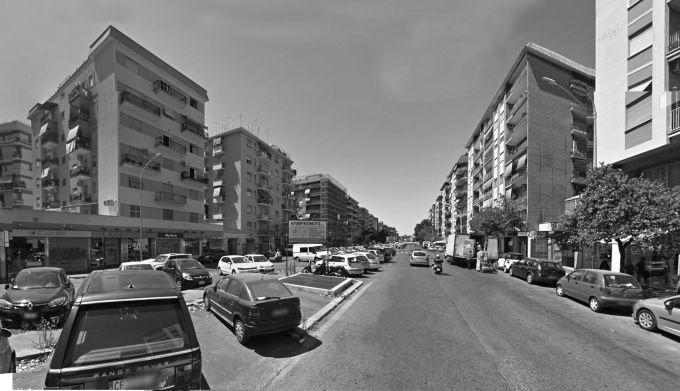 Roma, Via Tuscolana