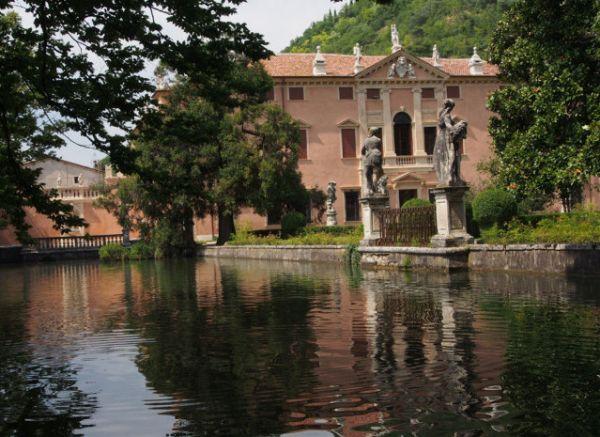 Villa da Schio- Castelgomberto, Vicenza