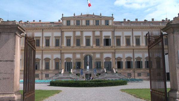Concorso per la rigenerazione della Villa Reale di Monza