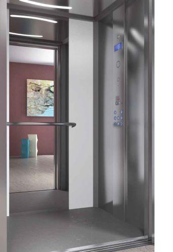 I mini ascensori ad alta tecnologia, ecologici e belli da vedere di Vimec