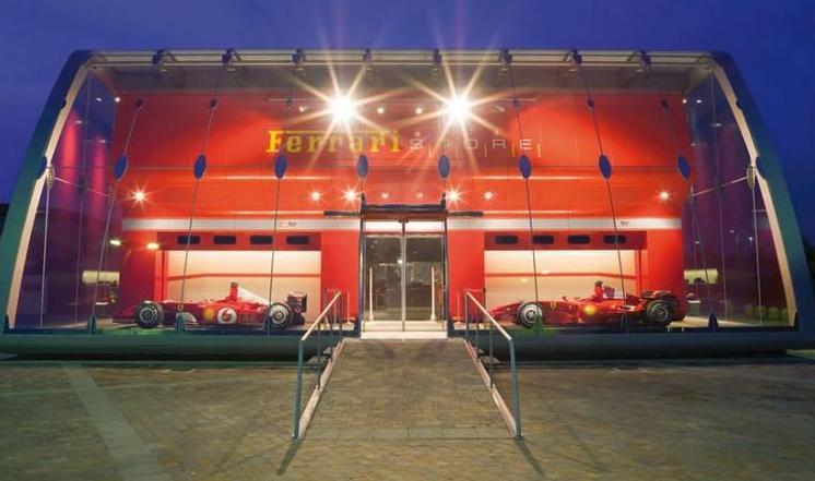 Ferrari_factory_store