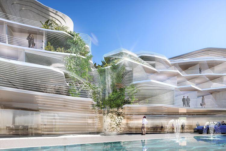La Voile Blanche: hotel a cinque stelle ecosostenibile in Costa Azzurra
