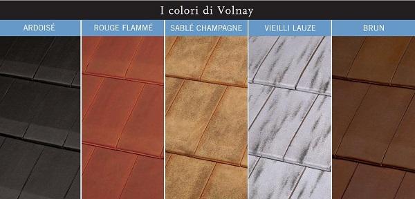 Colorazioni di Volnay