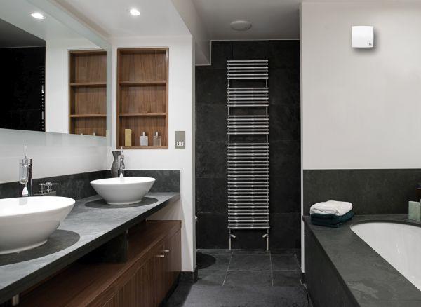 Soluzioni per il bagno cieco - Aspiratore bagno vortice silenzioso ...
