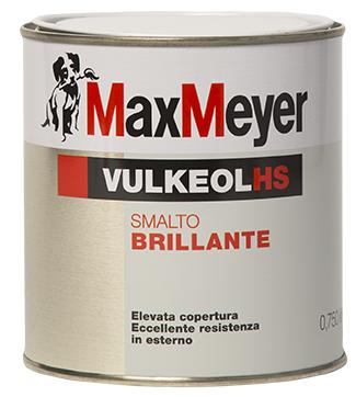 MAXMEYER VULKEOL HS - SMALTO DI FINITURA BRILLANTE