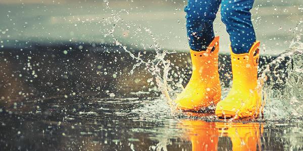Sistema completo per la gestione dell'acqua piovana in eccesso