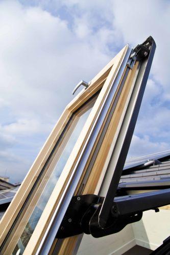 Designo r8 finestre a compasso con doppia apertura - Doppia finestra per isolamento acustico ...
