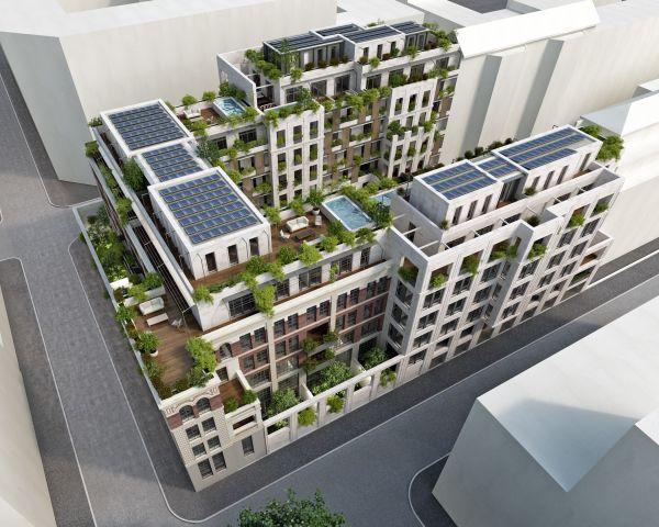 Attenzione a rinnovabili e risparmio energetico nel nuovo Washington Building a Milano
