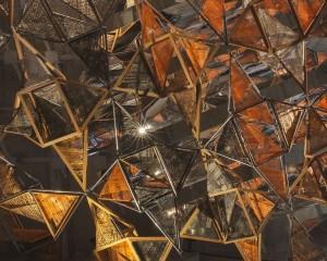 """Architettura come tessuto: l'installazione """"Weaving Architecture"""" alla Biennale di Architettura a Venezia"""
