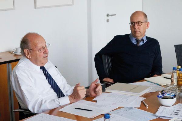 Wilfried e  Klaus Ensinger
