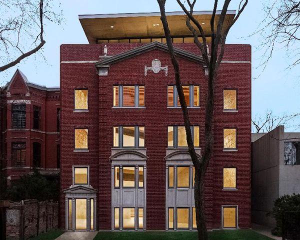 Tadao Ando progetta la nuova galleria Wrightwood 659