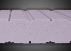 X-FOAM® EASY PIL: lastra per l'isolamento dei ponti termici