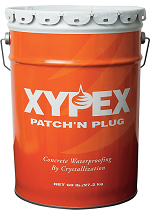 Xypex Patch and Plug