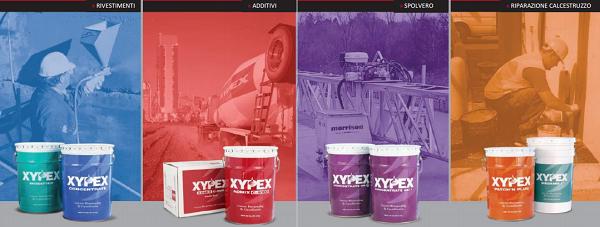 Prodotti Xypex