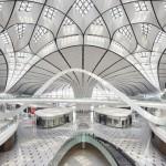 Pechino, il nuovo aeroporto firmato Zaha Hadid Architects